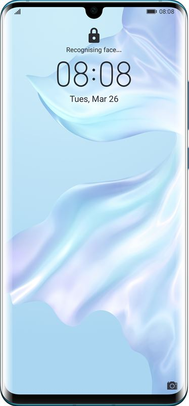 Huawei P30 Pro 256 GB / breathing crystal / (dualsim)