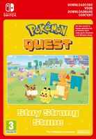 Nintendo pokemon quest stay strong stone (download code)