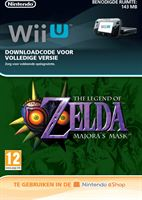 Nintendo The Legend of Zelda: Majora's Mask Virtual Console