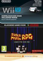 Nintendo Super Mario RPG: Legend of the Seven Stars Virtual Console