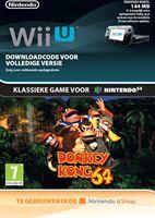 Nintendo Donkey Kong 64 Virtual Console