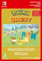 Nintendo pokemon quest scattershot stone (download code)
