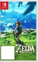 Nintendo The Legend of Zelda: Breath of the Wild