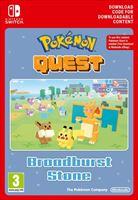 Nintendo pokemen quest broadburst stone (download code)