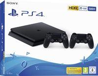 Sony PlayStation 4 Slim + 2 controller
