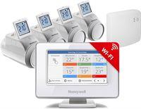 Honeywell Evohome Wi-Fi Connected 4 zone radiator pakket aan/uit ATP924G3010