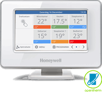 Honeywell Evohome Thermostaat Opentherm