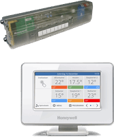 Honeywell Evohome Wi-Fi Connected vloerverwarming pakket