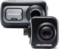 Nextbase 522GW dashcam + rear facing camera wide