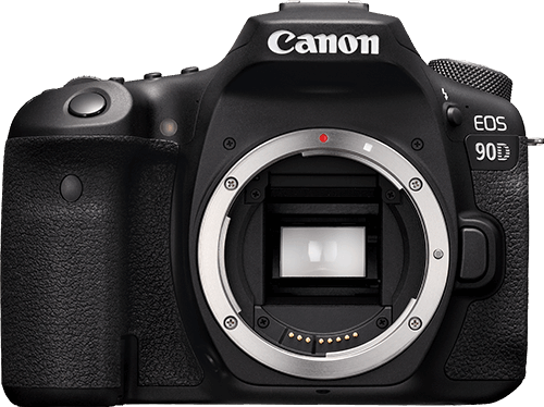 Canon EOS 90D + EF-S 18-135mm f/3.5-5.6 IS USM zwart