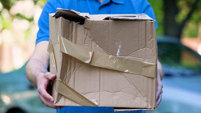 onderzoek: beschadigde leveringen