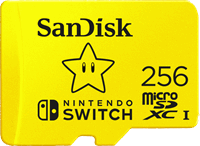 Sandisk SDSQXAO-256G-GNCZN