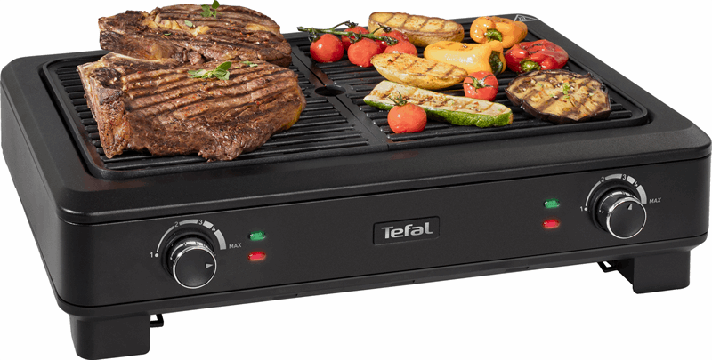 Tefal Smoke Less indoor grill TG9008