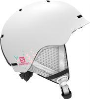 Salomon Grom Helm Kinderen, white S | 49-53cm 2019 Ski & Snowboard helmen