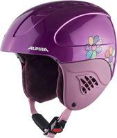 Alpina Carat Skihelm Kinderen, happy flowers 51-55cm 2019 Ski & Snowboard helmen