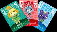 Nintendo amiibo Animal Crossing Cards - Series 4