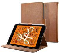Spigen Stand Folio Apple iPad Mini 2019 Case - Bruin bruin