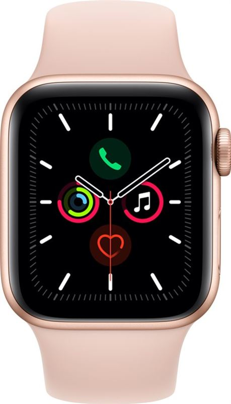 Apple Watch Series 5 - 44 mm - roze