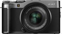 Fujifilm X-A7 + XC15-45mm F3.5-5.6 OIS PZ