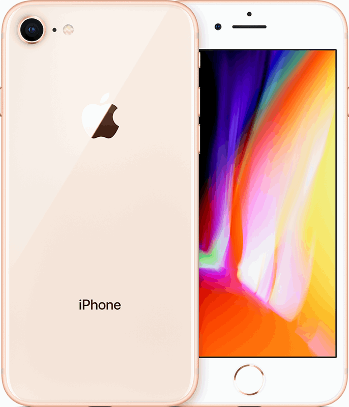 Apple iPhone 8 128 GB / goud