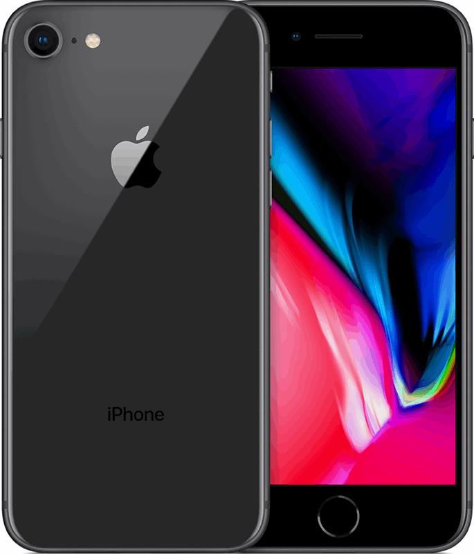 Apple iPhone 8 128 GB / space gray