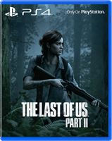 Sony The Last Of Us Part II PS4