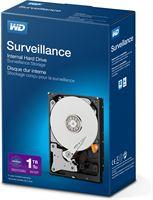 Western Digital Surveillance Storage