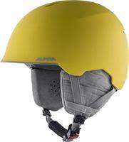 Alpina Maroi Helm Kinderen, curry-grey matt 48-52cm 2019 Ski & Snowboard helmen