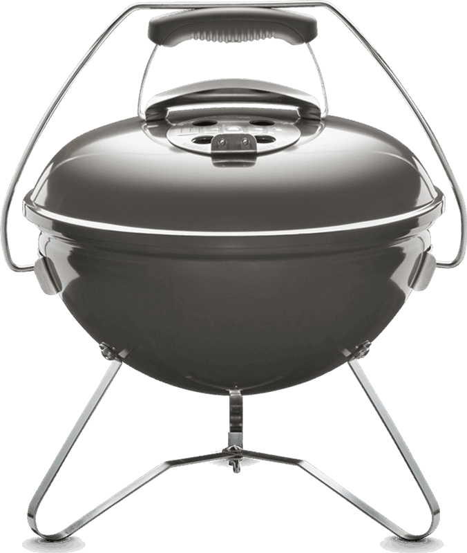 Weber Smokey Joe grijs