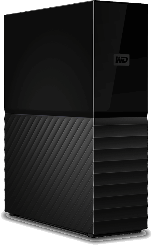 Western Digital My Book 3.5 Inch externe HDD 3TB