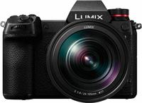 Panasonic Lumix S1 + LUMIX S 24-105mm F4 MACRO O.I.S.