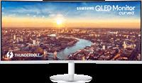 Samsung Curved QLED Monitor 34 inch LC34J791WTU