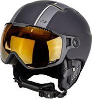 Julbo Sphere Skihelm, black/grey S | 56-58cm 2019 Ski & Snowboard helmen