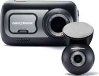 Nextbase 522GW dashcam + rear window camera