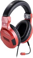 BigBen Interactive Official Licensed Playstation 4 Stereo Gaming Headset - PS4 - Rood Officiële PlayStation 4 Headset
