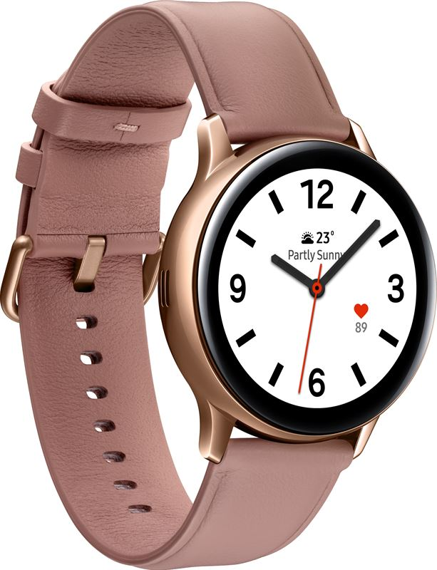 Samsung Galaxy Watch Active2 roze