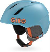 Giro Launch Helmet Kids, metallic iceberg S | 52-55,5cm 2019 Ski & Snowboard helmen