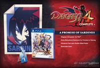 NIS Disgaea 4 Complete+ A Promise of Sardines Edition