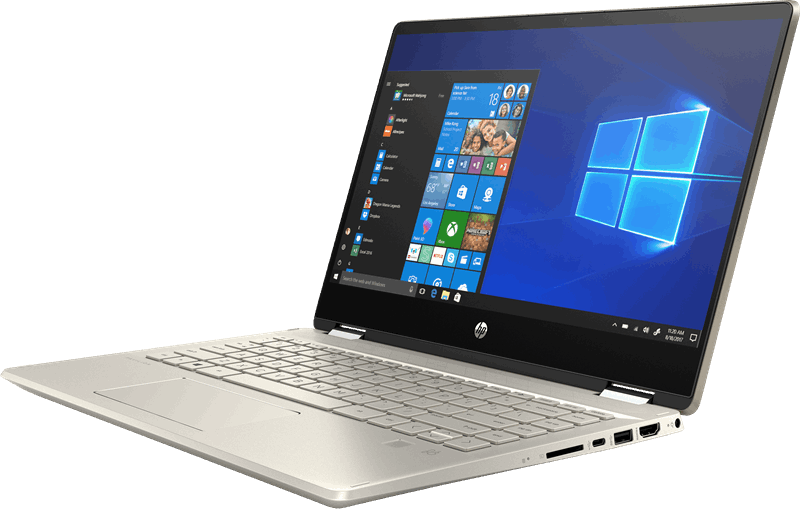 HP Pavilion x360 14-dh1751nd