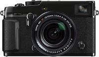 Fujifilm X-Pro3 Titan zwart + XF 18-55mm