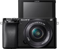 Sony α 6100 + 16-50mm