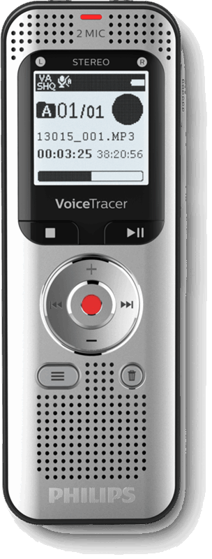 Philips Voice Tracer DVT2050/00