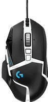 Logitech Gaming muis G502 Hero Special Edition