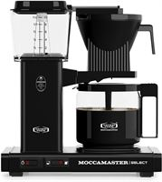 Moccamaster KBGSELECT 53987 BLACK