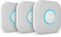 Google Nest Protect 2 Batterij (3-pack)