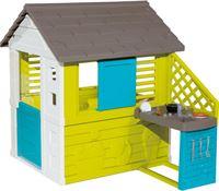 smoby Pretty speelhuis met keuken