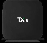 Lipa TX3 Tv box 4/64 GB Android 9.0