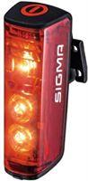 Sigma Blaze Achterlicht met Remlicht Functie