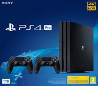 Sony Playstation 4 Pro + 2 DS4 V2
