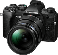 Olympus OM-D E‑M5 Mark III + 12-40 mm F2.8